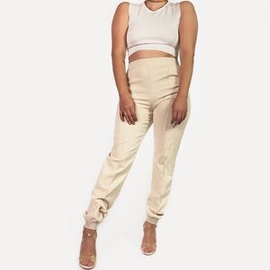 ASOS Petite Luxe Tailored Jogger